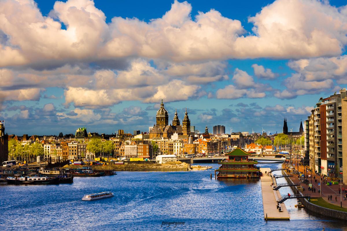 Amsterdam Terrazza Panoramica Nemo La Voce Del Quartiere
