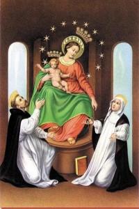 Venerdì 8 maggio. Supplica Madonna di Pompei