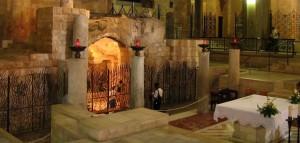 abitazione di Maria a Nazareth