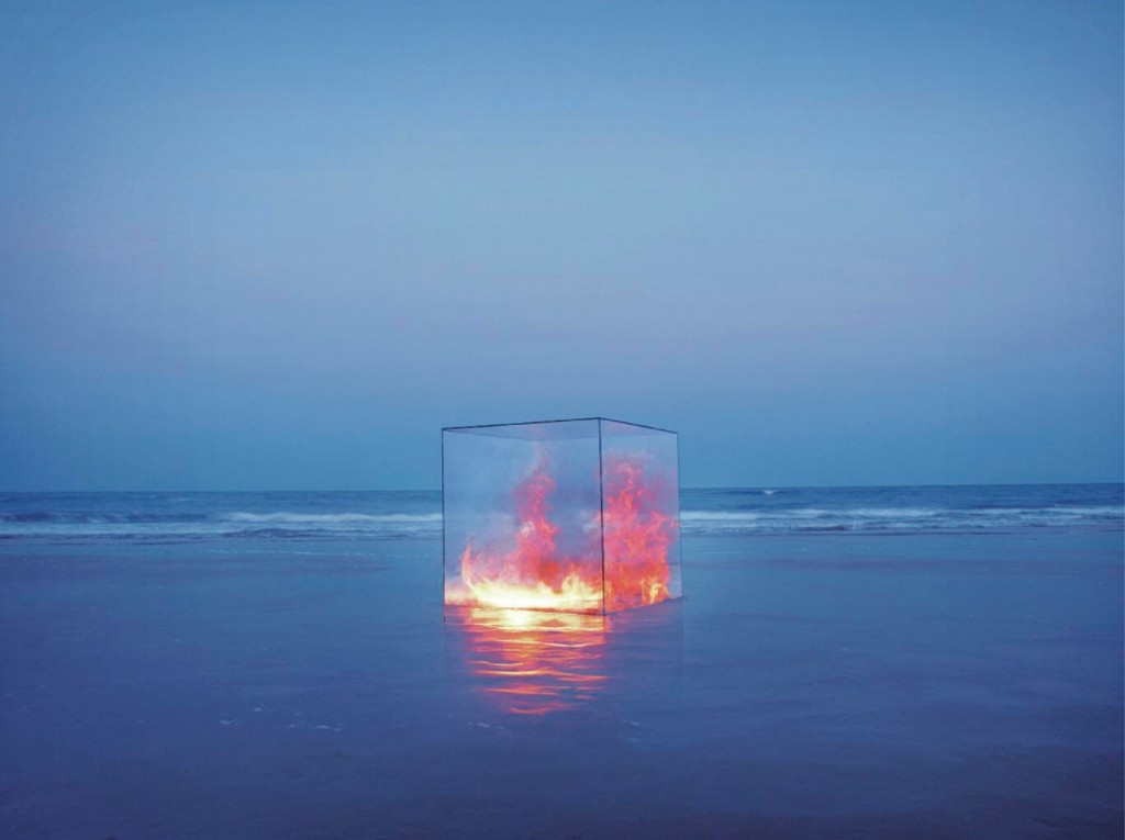 Fire in a box  - Tanapol Kaewpring - 2010