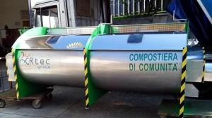 compostiera di comunità