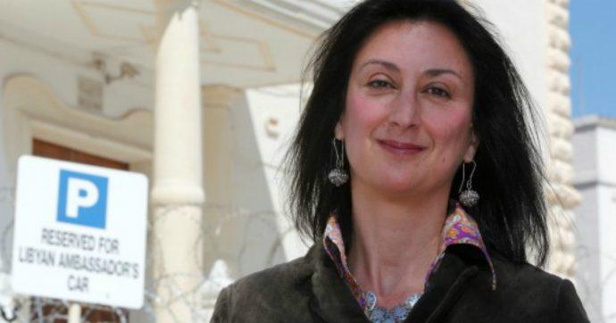 Daphne Caruana Galizia  - Malta