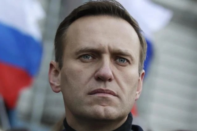Alexei Navalny - Russia